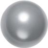 SWAROVSKI 5817 1/2 Drilled Pearl 10mm Grey