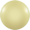 Swarovski 5818 1/2 Drilled Round Pearl 3mm Pastel Yellow