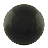 Swarovski 5818 1/2 Drilled Round Pearl 3mm Mystic Black