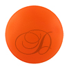 Swarovski 5818 1/2 Drilled Round Pearl 10 mm Neon Orange