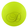 Swarovski 5818 1/2 Drilled Round Pearl 10 mm Neon Yellow