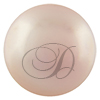 Swarovski 5818 1/2 Drilled Round Pearl 10 mm Rosaline
