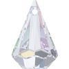 SWAROVSKI 6022 XIRIUS Raindrop Pendant 14mm Crystal AB