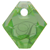 Swarovski 6301 Top Drilled Bicone Pendant Peridot 6mm