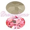 SWAROVSKI 4120 Oval Rhinestones 14X10 mm Rose