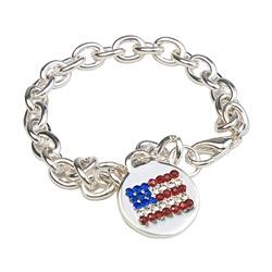 Patriotic Rhinestone Gift