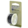 Artistic Wire, 24 Gauge (.51 mm), Black, 10 yd (9.1 m)