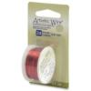 Artistic Wire, 26 Gauge (.41 mm), Red, 15 yd (13.7 m)