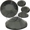 Alora Flatback Rhinestones 12ss Black Diamond