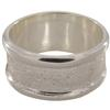 4mm Channel Ring Size 10 for Embellishing
