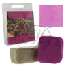 Crystal Clay Kit 25g Package Fuchsia