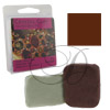 Crystal Clay Kit 25g Package Sable