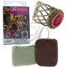 Crystal Clay Kit 50g Package Sable