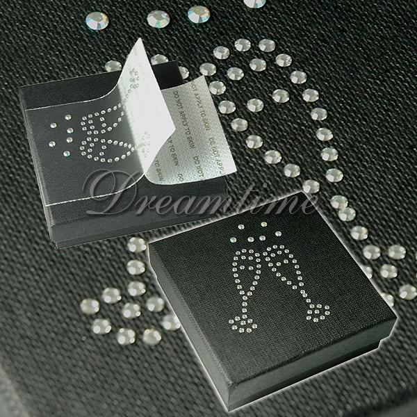 Swarovski's New Crystal It Rhinestone Stickers