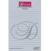 Dreamtime Logo NotePad