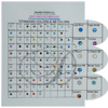 PRECIOSA MACHINE CUT Rhinestone Color Chart