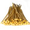 Head Pins, 1.5 Inches, 20 Gauge, Gold , 50 pc. pkg