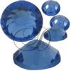 Alora Flatback Rhinestones 12ss Light Sapphire