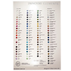 SWAROVSKI COLOR CHART - XIRIUS Chaton Colour Chart