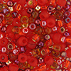 TOHO™ Seed Bead Mix Momiji - Red Mix