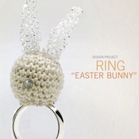Easter Bunny Ring
