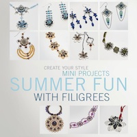 Summer Fun With Filigrees