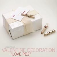 "Valentine ""Love Peg"""