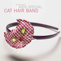 Cat Hair Band