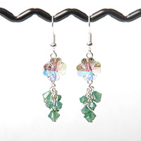 Lucky Clover Earrings by Tamara Honaman