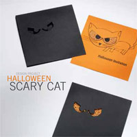 Halloween Scary Cat
