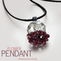 Flower Pendant Instruction Guide