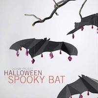 Halloween Spooky Bat