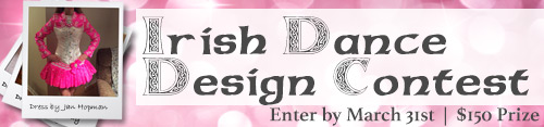 Irish Dance Design Contest