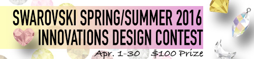 Swarovski Spring/Summer Innovations Design Contest