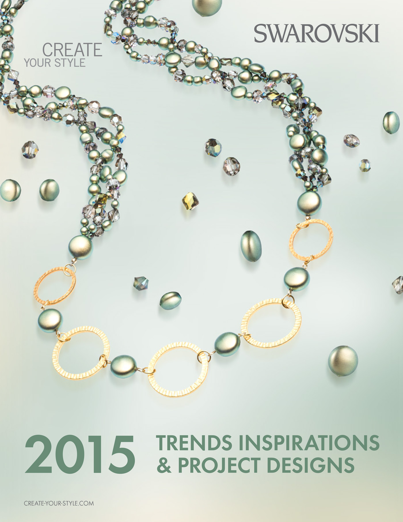 SWAROVSKI 2015 Trends Inspirations & Project Designs