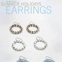 Summer Holidays Earrings 2011