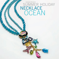 Summer Holidays Necklace Ocean