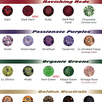 Color Trends Fall 2010