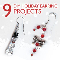 Holiday Earrings by SWAROVSKI™