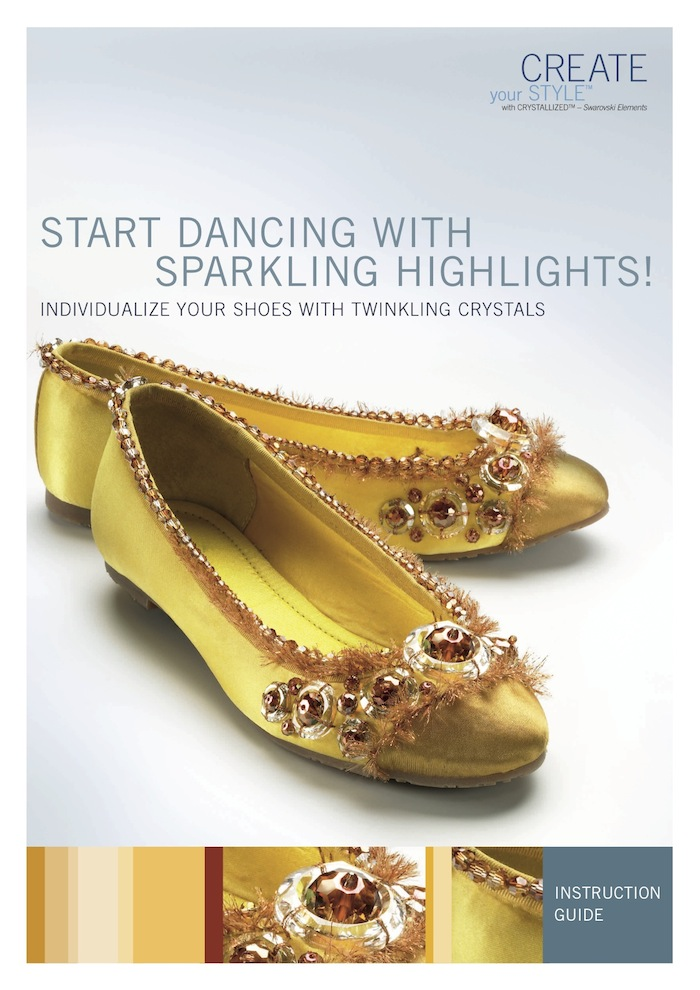 Download: Golden Shoes by SWAROVSKI