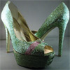 Victoria  Percy - Gorgeous Shoes Blinged with Swarovski Rhinestones