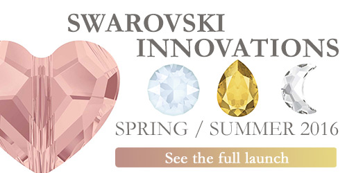 Swarovski Spring/Summer 2016 Innovations
