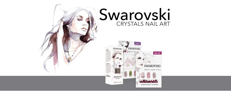 Swarovski Crystals for nails