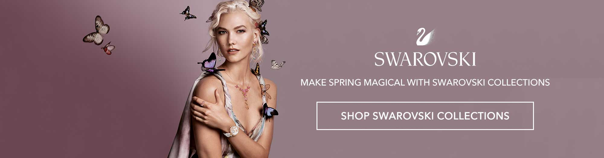 Swarovski Collections - Spring
