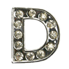 Rhinestone Charms & Letters