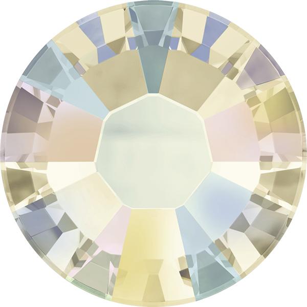 2000 2038 /& 2078 Swarovski® Hotfix Crystals Flatback Erinite Shimmer