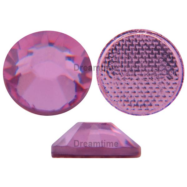 2038 /& 2078 Swarovski® Hotfix Crystals Flatback Crystal Electric Orange 2000