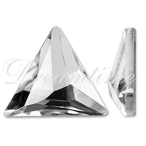 Swarovski 2720 Cosmic Delta Hotfix Crystal 12.5mm