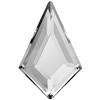 Swarovski 2771 Kite Flat Back Crystal 12.9x8.3mm
