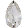 Swarovski 3230 Drop Sew-on Crystal 12x7mm